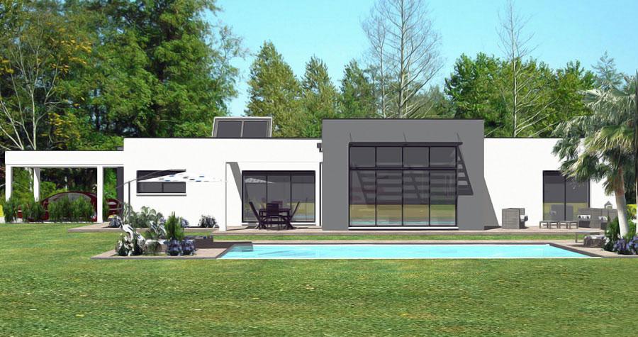Une maison sur mesure igc construction for Maison sur mesure