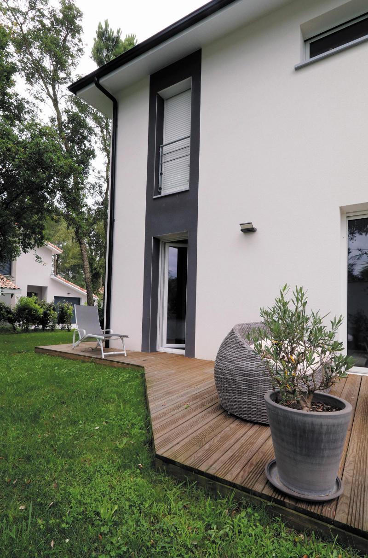 La maison contemporaine et estivale | IGC Construction