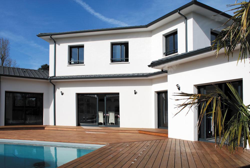 La maison moderne et prestige igc construction for Maison et prestige