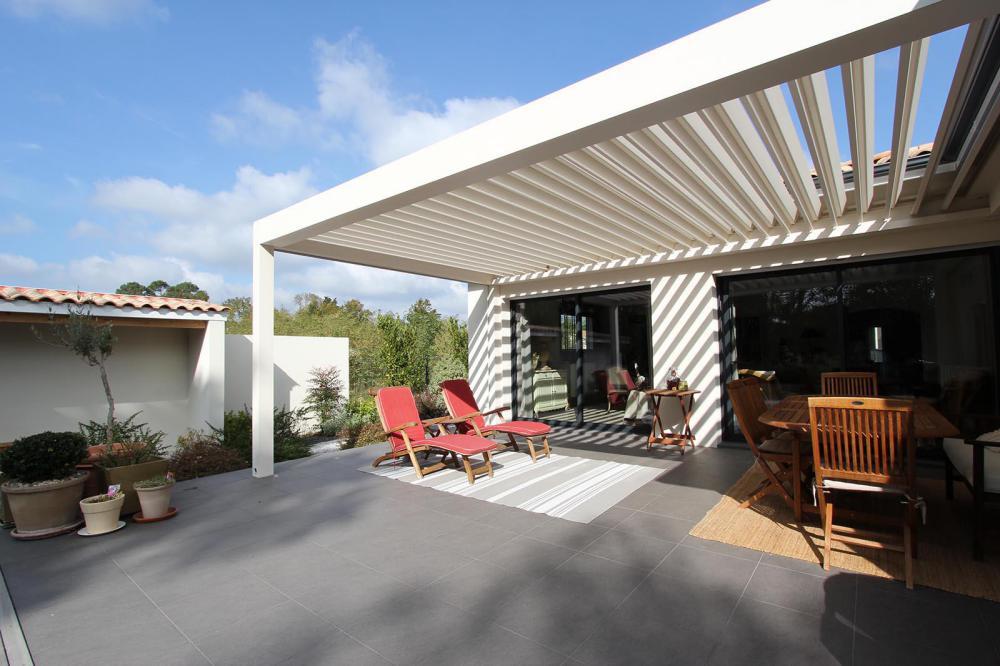 La maison cosy contemporaine | IGC Construction
