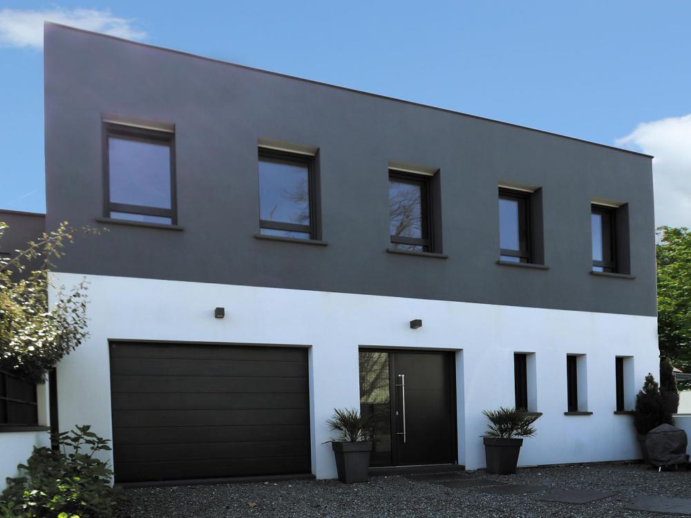 La maison de ville moderne | IGC Construction