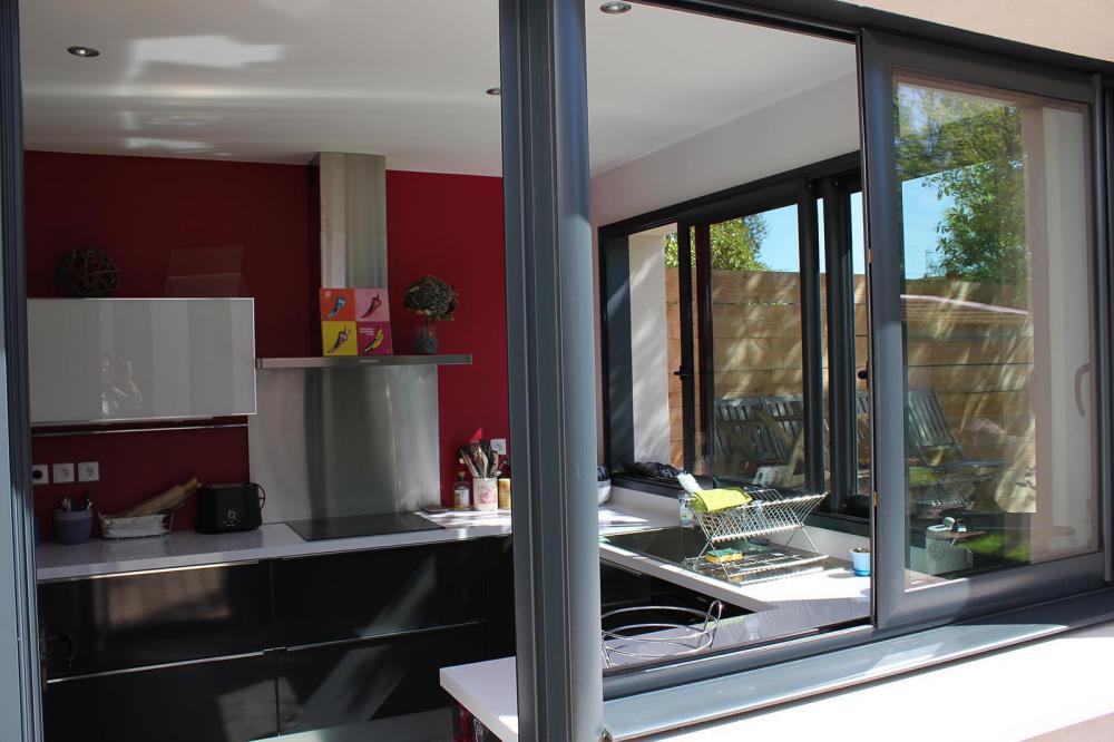 La maison design et moderne à Bordeaux | IGC Construction