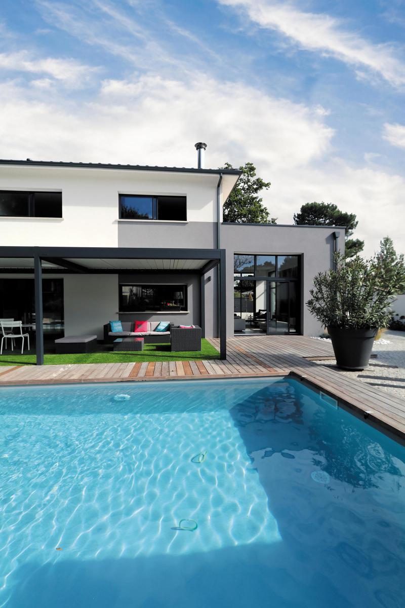 Constructeur De Maison Gers la maison design et urbaine | igc construction