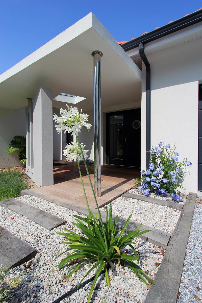 Maison Gaïa élégante et contemporaine | IGC Construction