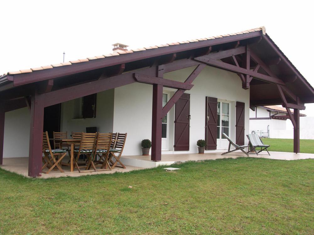 La maison traditionnelle landaise igc construction for Concepteurs de maison
