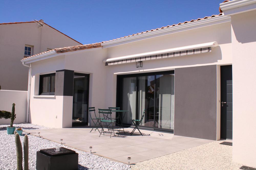 La maison moderne rétaise | IGC Construction