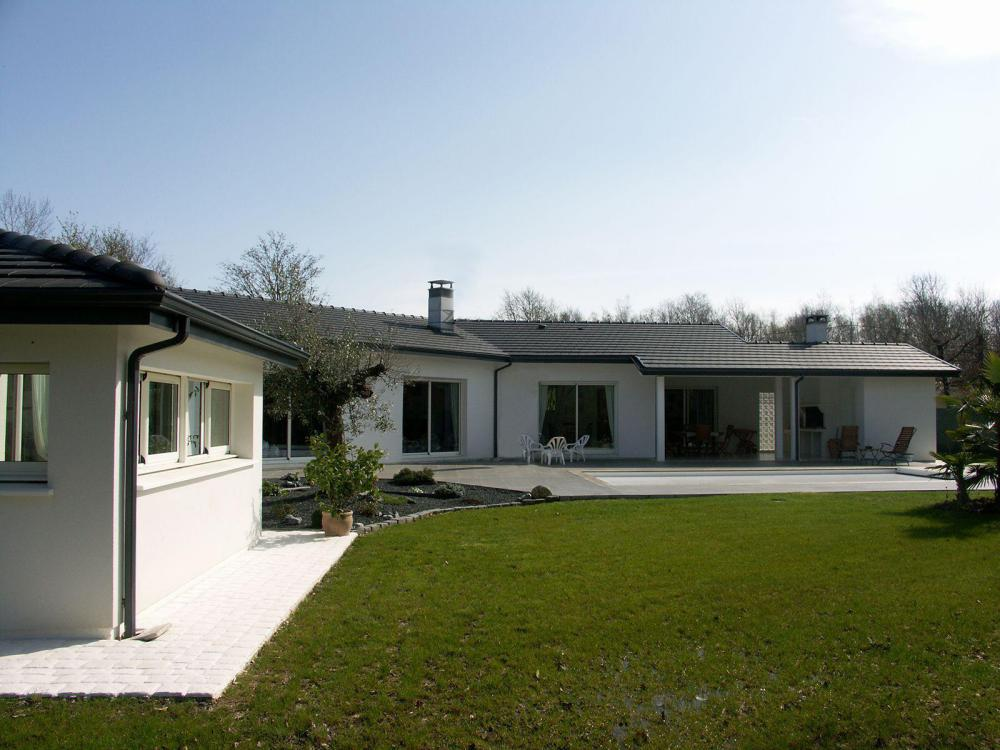 La spacieuse maison sur mesure igc construction for Maison sur mesure