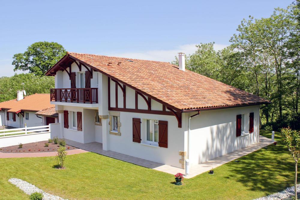La maison traditionnelle basque | IGC Construction
