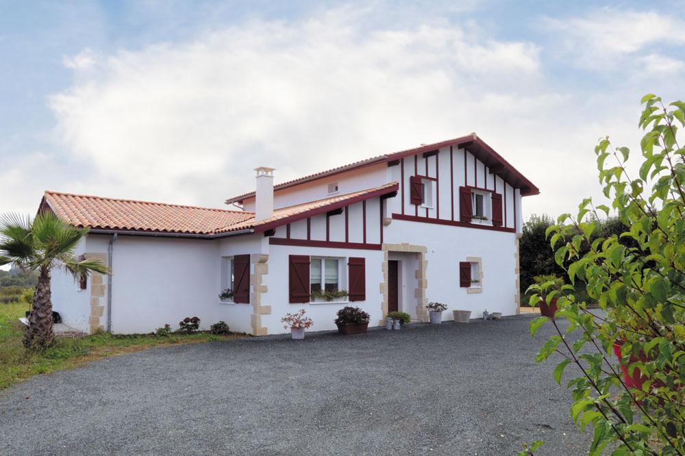 Une élégante maison basque | IGC Construction