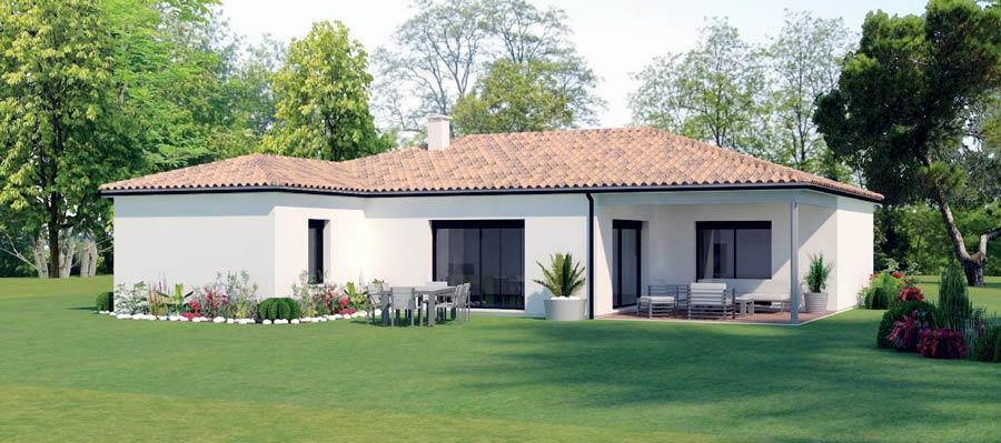 construction d 39 une maison plain pied igc t moignage de m. Black Bedroom Furniture Sets. Home Design Ideas
