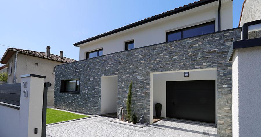 Une maison de ville moderne | IGC Construction