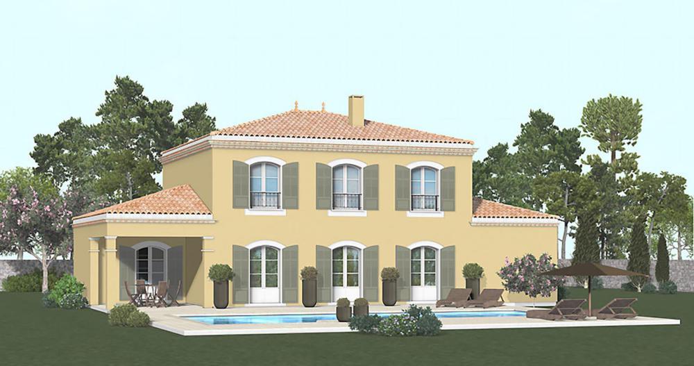 Maison bastide m ridionale igc construction for Construction bastide