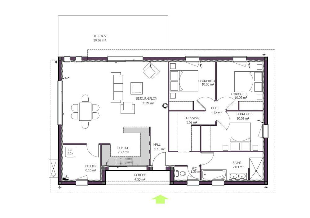 Plans de maisons | IGC Construction