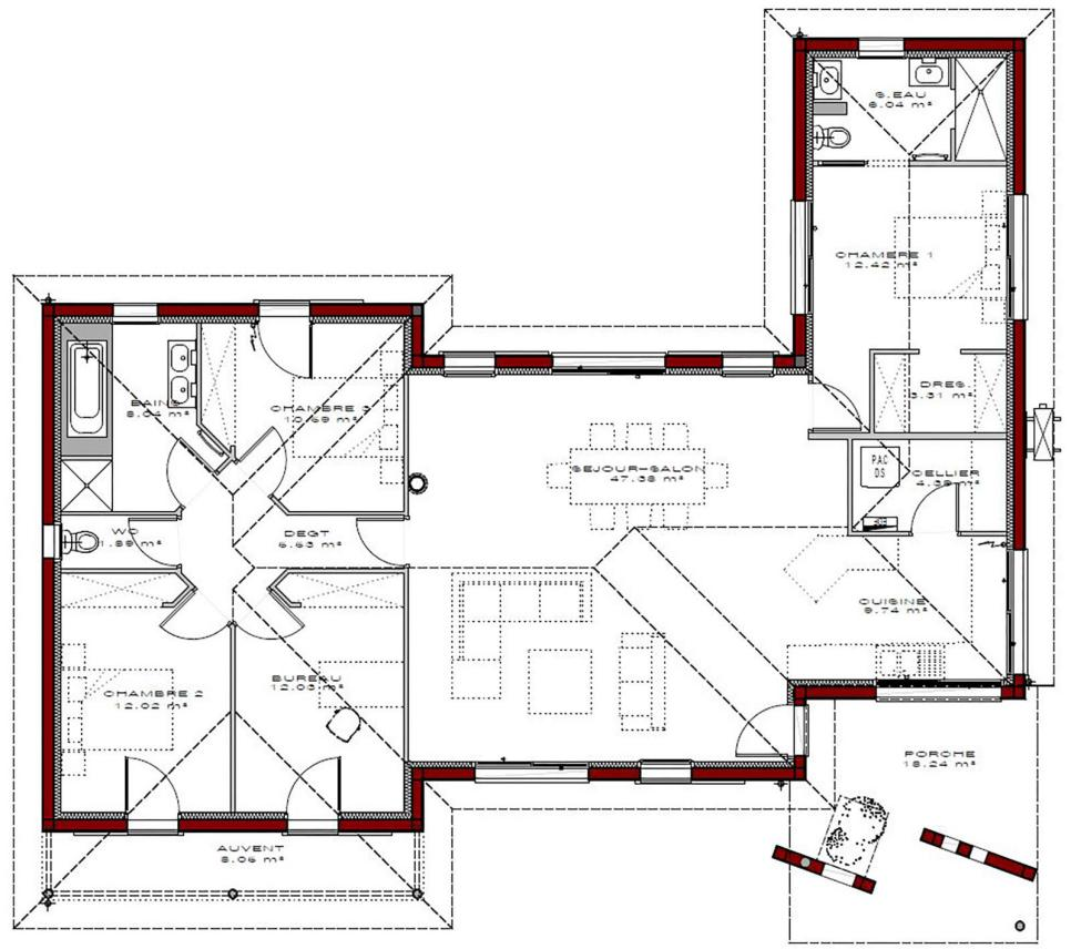 plan de maison igc