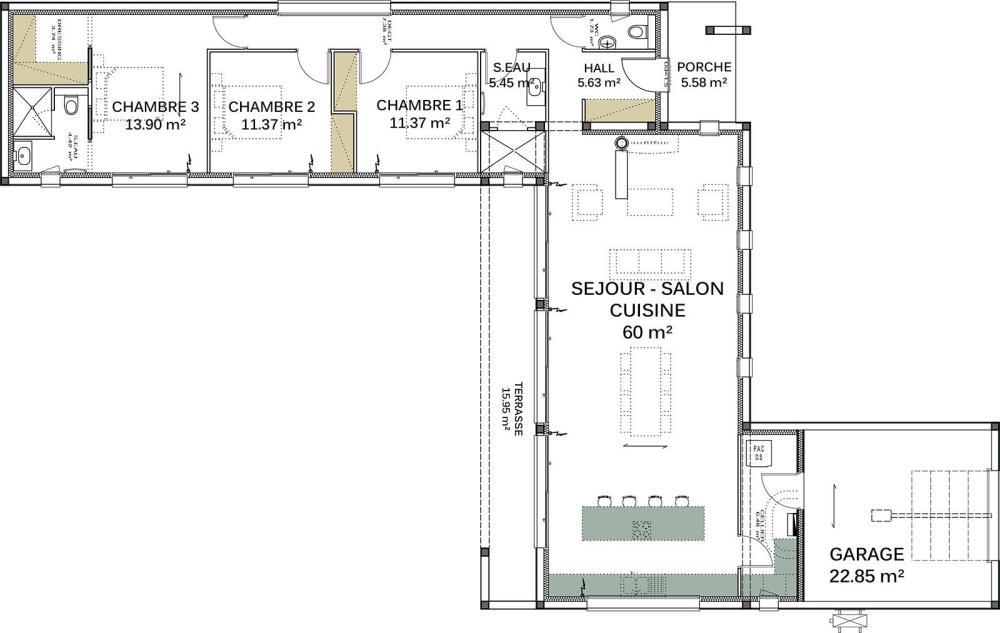 Maison Aleria Igc Construction