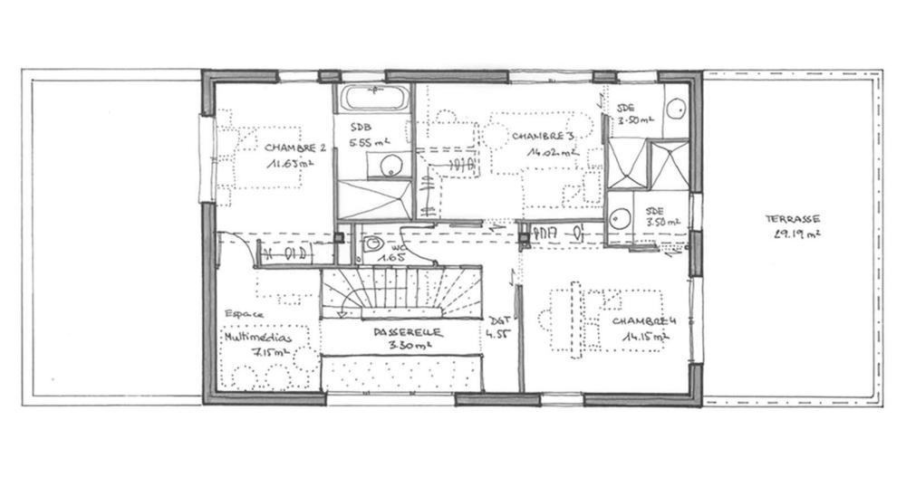 Maison Elbe Igc Construction