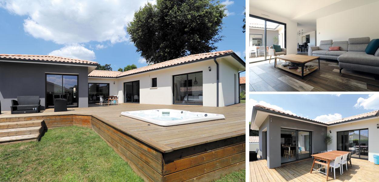 Un Plan De Maison En U Quel Constructeur Choisir 9
