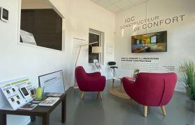 Showroom IGC de Niort
