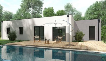 Maison ModerneMaison Azur