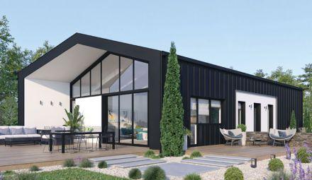 Modeles De Maisons Igc Construction