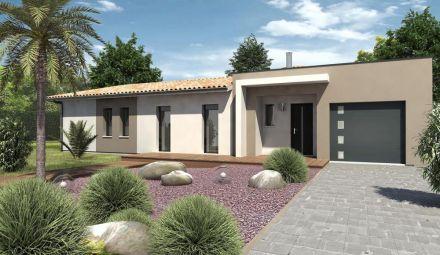 Superieur Maison Moderne Alba Bonnes Idees
