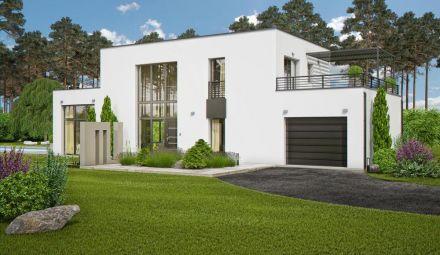 Attrayant Maison Moderne Elbe Conception Etonnante