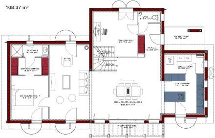 Plans de maisons igc construction - Programme pour plan de maison ...