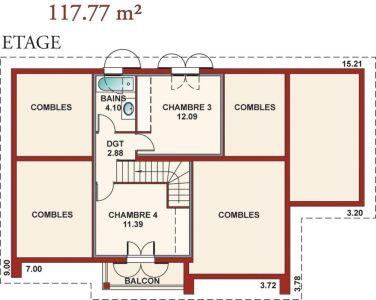 plans de maisons igc construction. Black Bedroom Furniture Sets. Home Design Ideas
