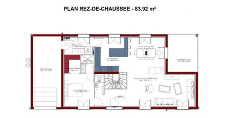 Plans de maisons igc construction for Plan de maison de prestige