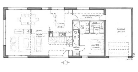 Plans de maisons igc construction for Plan de maison zone llc