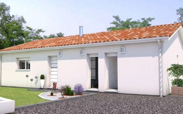 Maison De 90 M2 Dax Chalosse Dax Landes Igc Construction