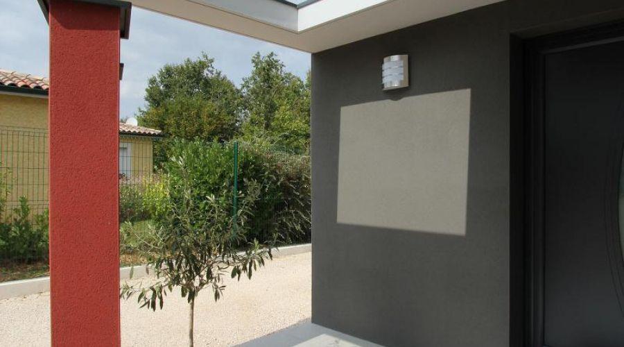 La maison cubique et contemporaine | IGC Construction