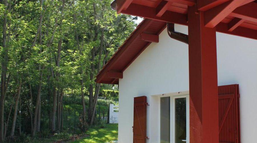 La Maison Traditionnelle Basque Igc Construction