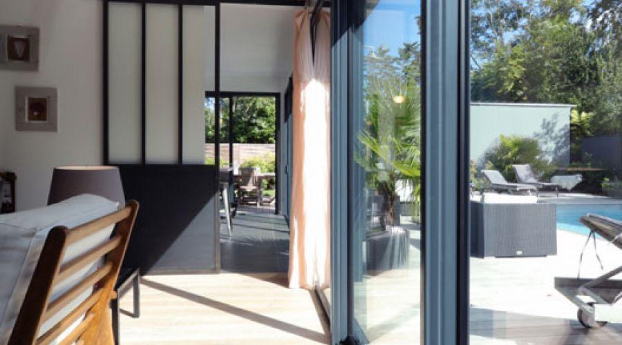 A bordeaux une belle maison de ville contemporaine igc construction - Maison de ville bordeaux ...
