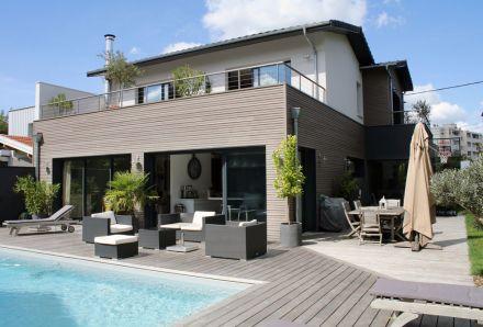 Photos et videos igc construction for Construction maison neuve bordeaux