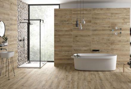 Cette année, votre salle de bain sera rétro-chic et chaleureuse ...